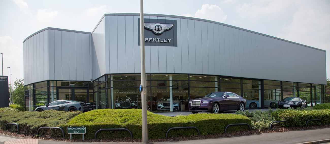 Careers at Bentley Manchester