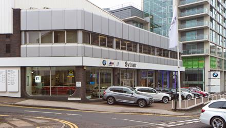 Sytner Sheffield BMW
