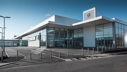 Sytner Tamworth BMW