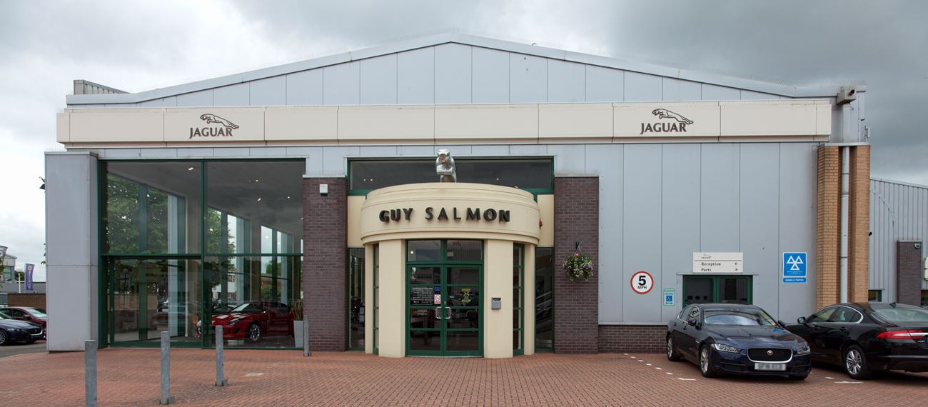 Careers at Guy Salmon Jaguar Maidstone