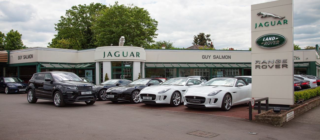 Careers at Guy Salmon Jaguar Thames Ditton