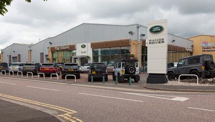 Guy Salmon Land Rover Maidstone