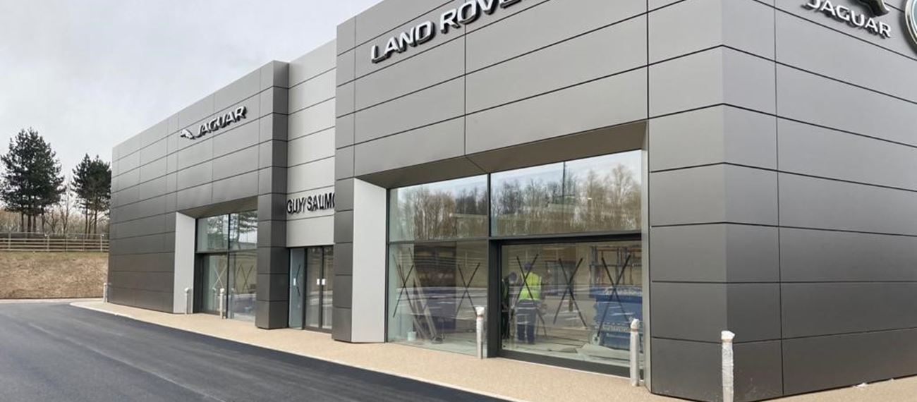 Careers at Guy Salmon Land Rover Northampton