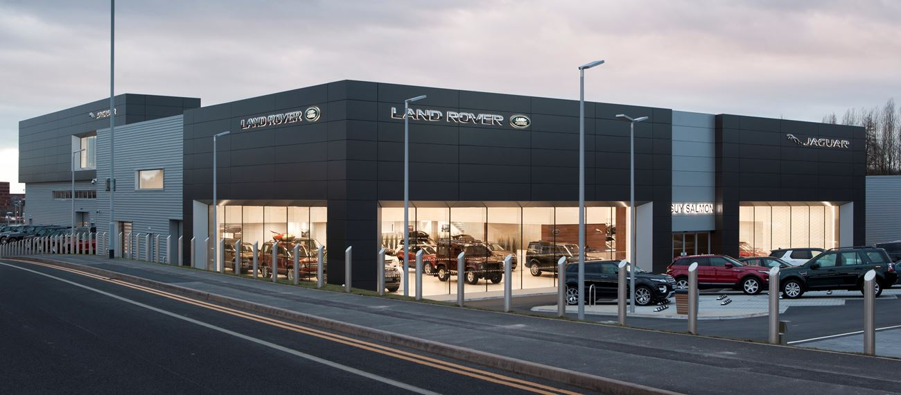 Careers at Guy Salmon Land Rover Stockport