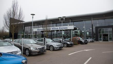 Mercedes-Benz Of Milton Keynes