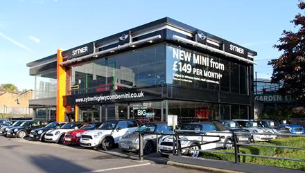 Sytner High Wycombe MINI