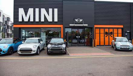 Sytner Newport MINI