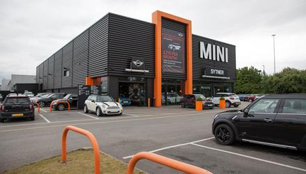Sytner Nottingham MINI