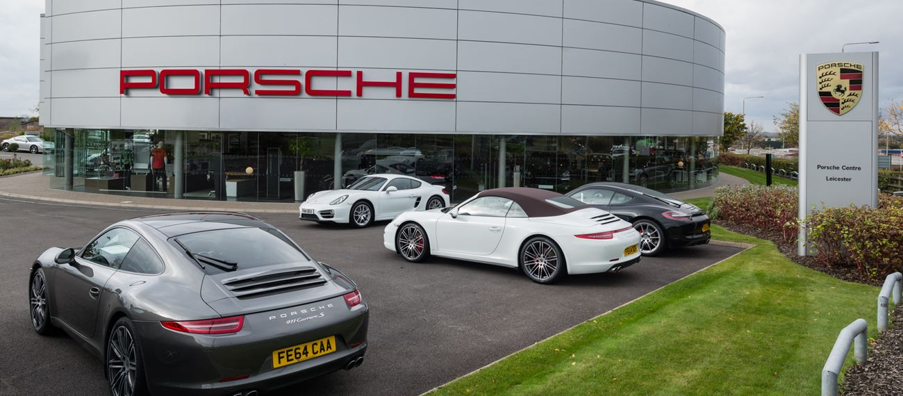 Careers At Porsche Centre Leicester Sytner Careers