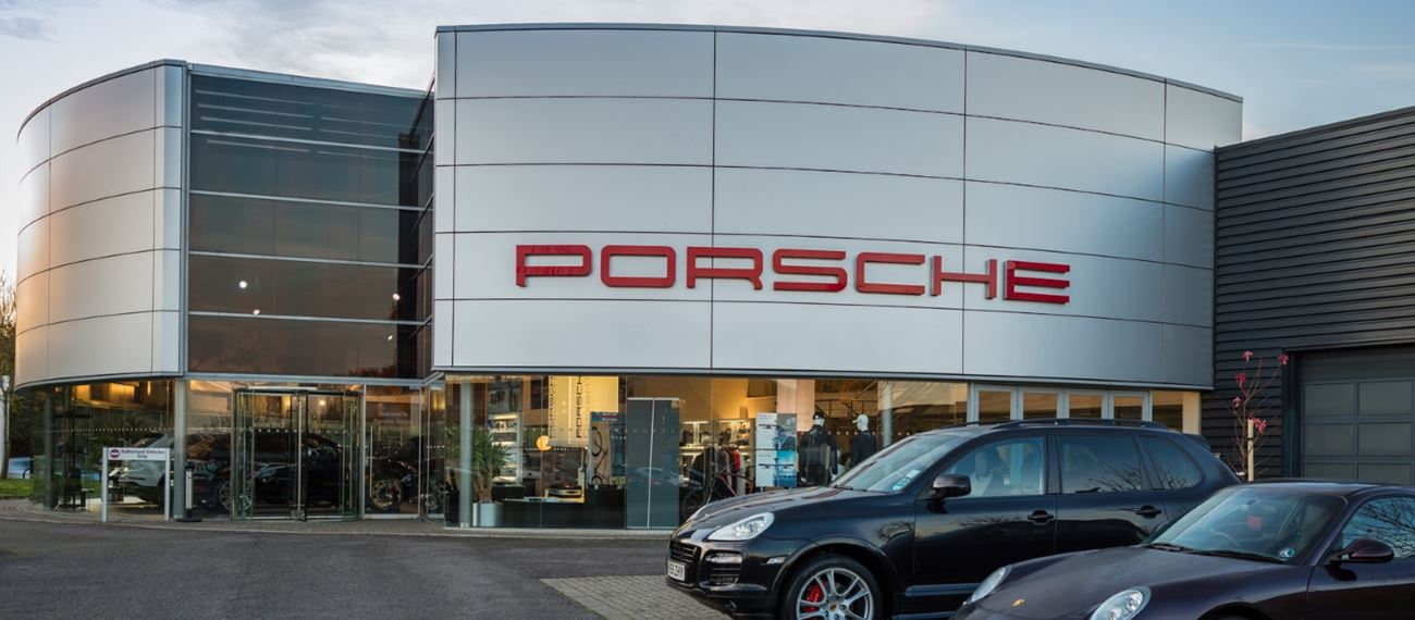 Careers at Porsche Centre Mid-Sussex