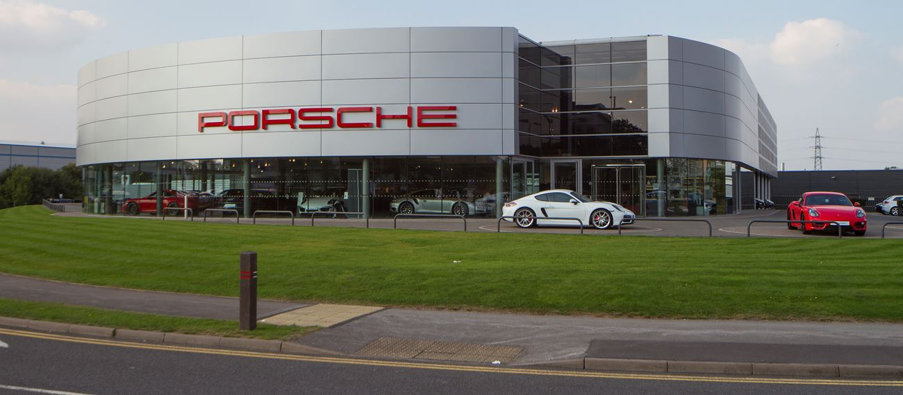 Careers At Porsche Centre Solihull Sytner Careers