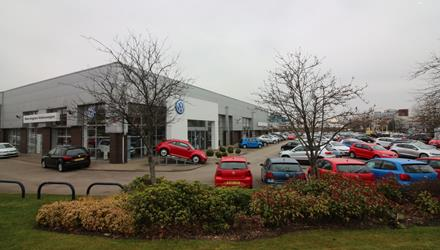 Warrington Volkswagen