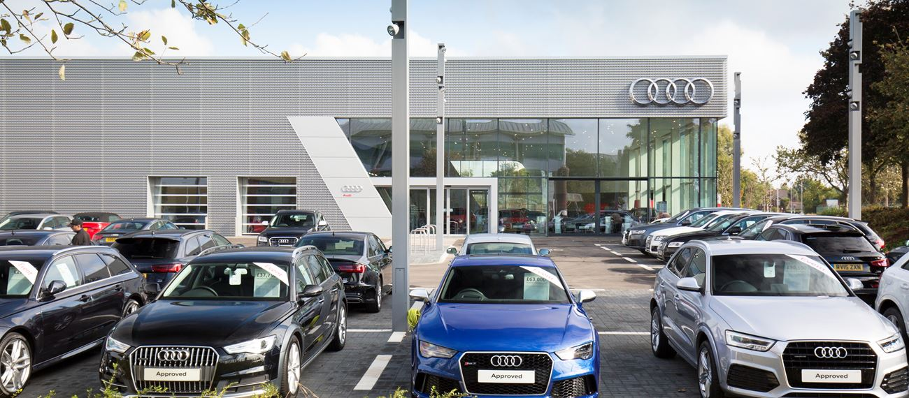 Careers at Reading Audi