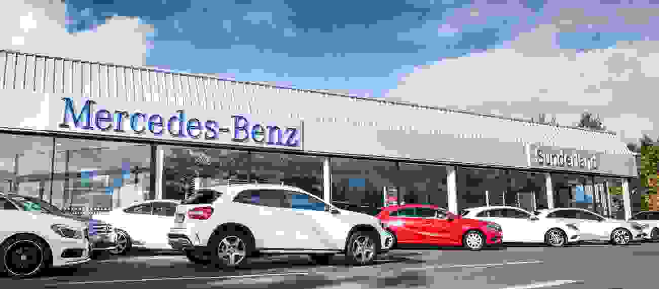Careers at mercedes benz of sunderland sytner careers for Mercedes benz carrers