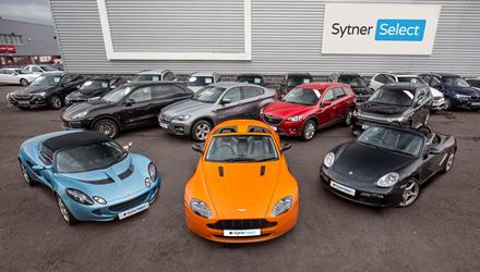 Sytner Select Nottingham - Lenton Lane