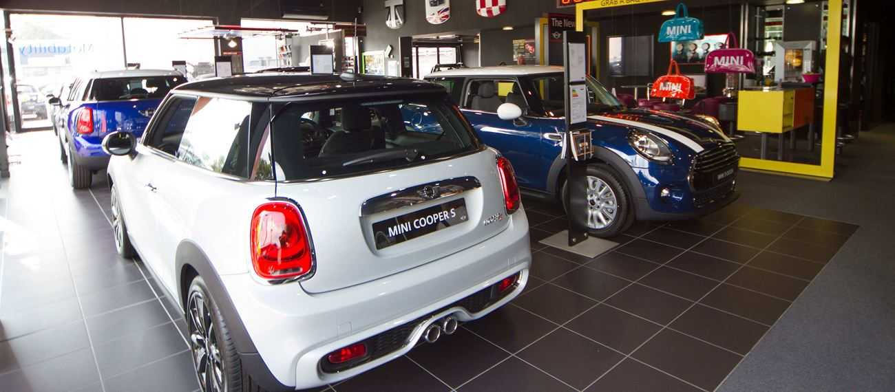 Careers at Sytner Haverfordwest MINI