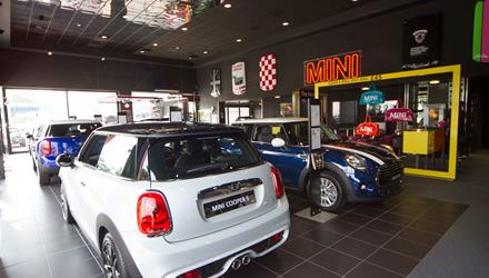 Sytner Haverfordwest MINI