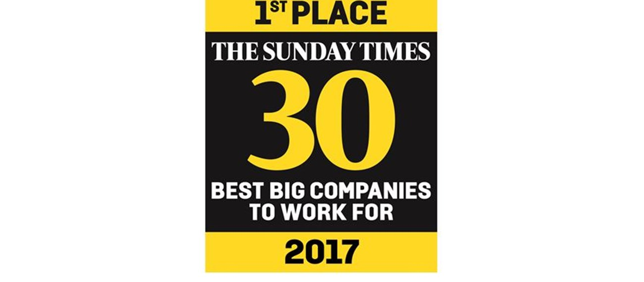 Sytner Group -  Voted #1 Best Big Company to Work for in the UK