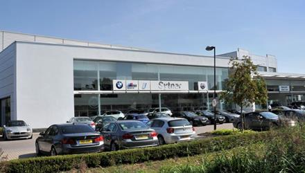Sytner High Wycombe BMW