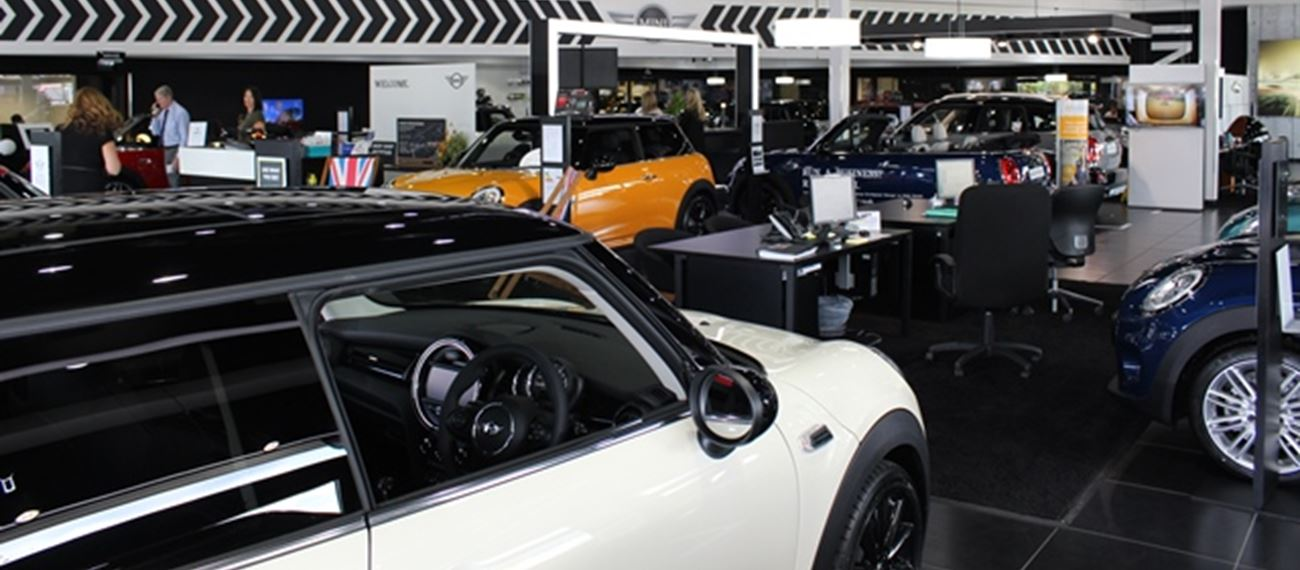 Careers at Sytner Slough MINI