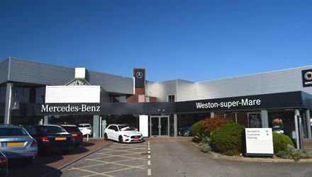 Mercedes-Benz Of Weston-Super-Mare