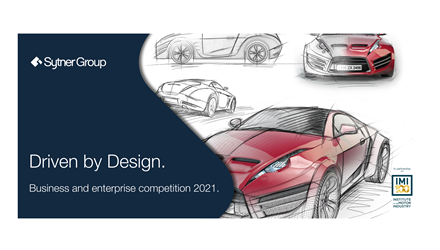 Sytner Group Driven by Design competition in partnership with the IMI