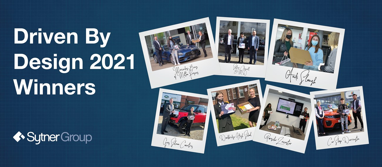 Sytner Group - Driven by Design 2021